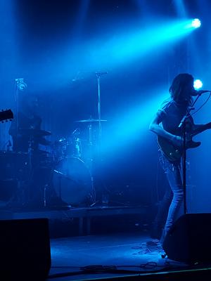 The White Dominos @ Gimle Sound-Tjek Festival