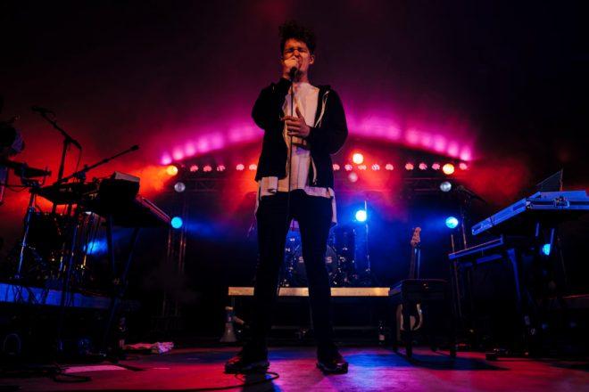 Saveus, Nibe Festival 2016 (Foto: Jonas Dyhr Rask)