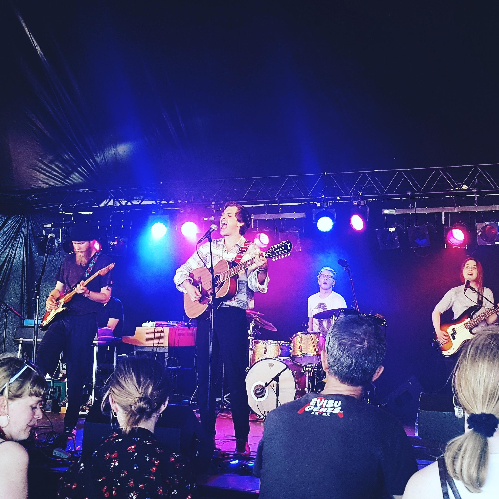 Tårn på Jelling Festival 2017