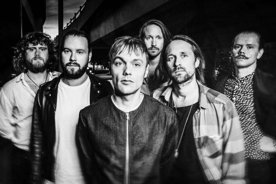 Dør Nr. 13 gav en fantastisk optræden på Roskilde Festival 2017 (Foto: Bo Sveidahl)