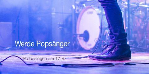 PopChor für PopSänger Schüler in Hannover