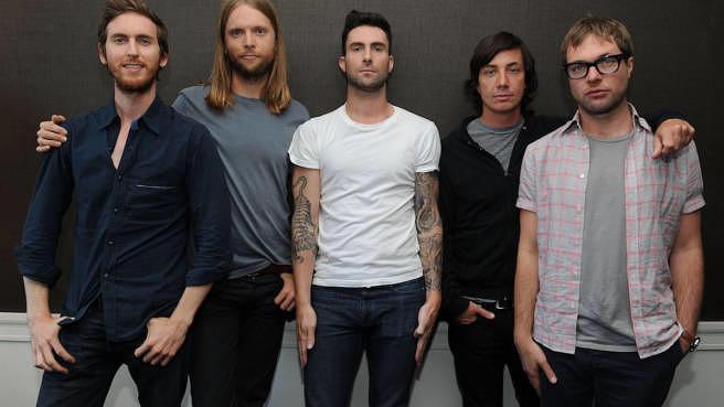 Maroon 5 werden beim Super Bowl 2019 auftreten