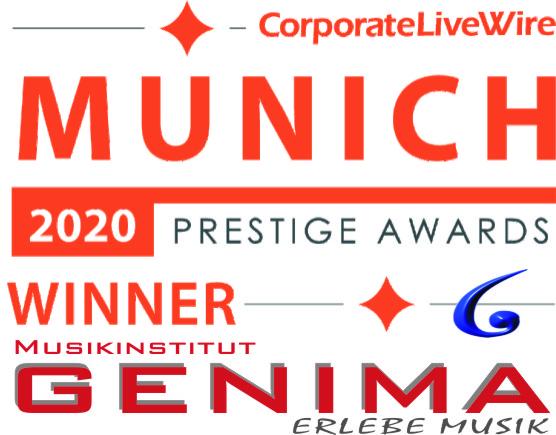 Musikinstitut GENIMA wird mehrmals  ausgezeichnet.