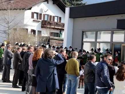 Raiffeisenbank Mieming Eröffnungsfeier, Foto: Knut Kuckel