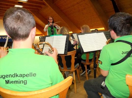 Jugendmusik-Konzert