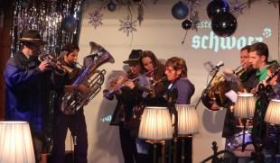 Silvesterblasen Musikkapelle Mieming 31.12.2015