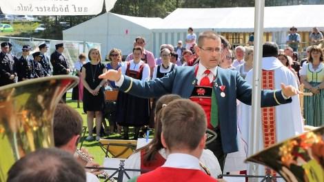 Festmesse 140 Jahre Feuerwehr Mieming, Foto: Knut Kuckel