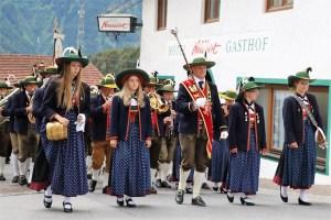 Isidori-Prozession mit der MK Trins, Foto: Knut Kuckel