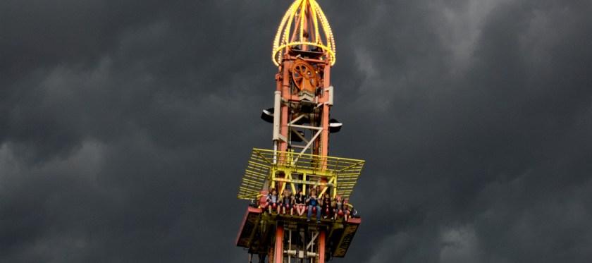 Sensationen in der Luft. Foto: Martin Hufner