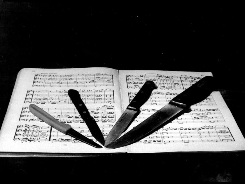Streichquartett. Foto: Martin Hufner