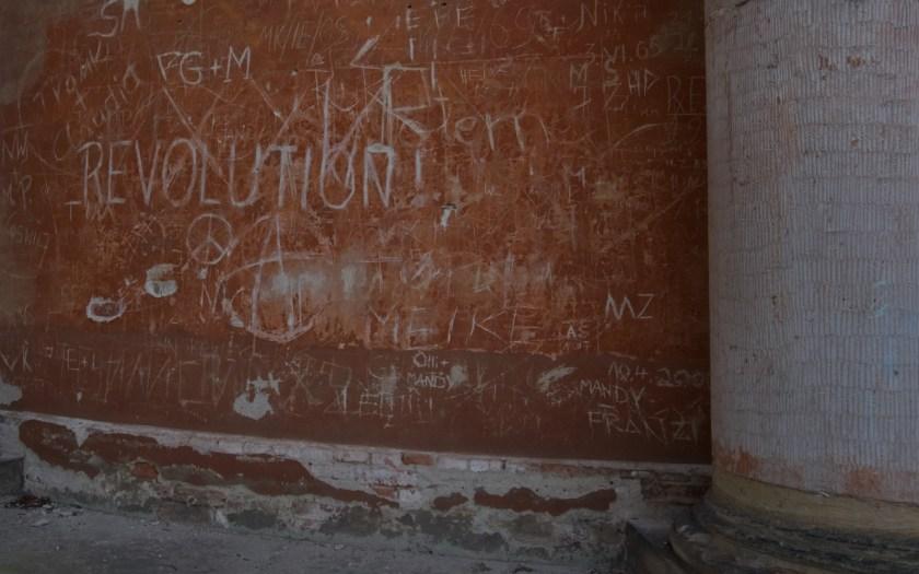 Inschrift. Foto: Hufner