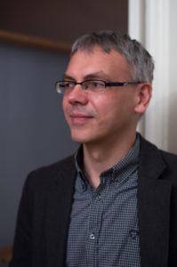 Harry Lehmann. Foto: Hufner