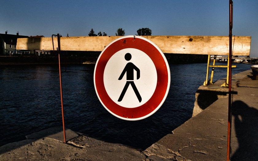 No way für die AfD. Foto: Hufner