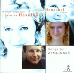 Works by Zemlinsky - Haselböck, Henschel Pan Classics 10162