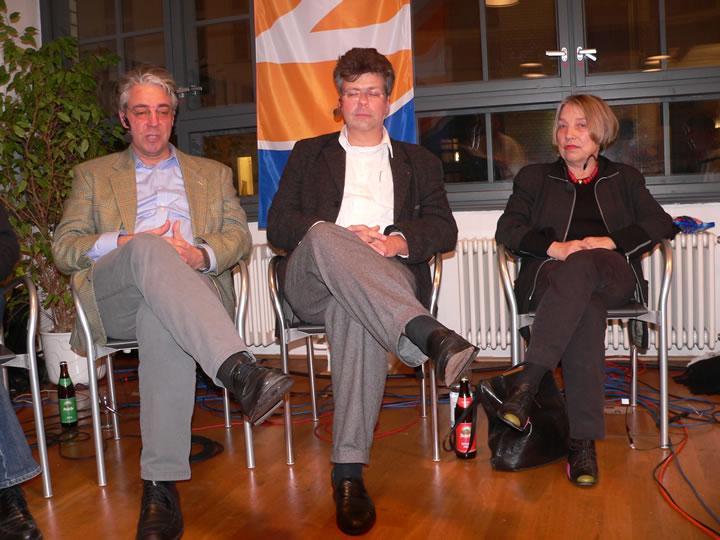 taktlos 94 - Gäste. Foto: Hufnertaktlos 94 - Gäste. Foto: Hufner