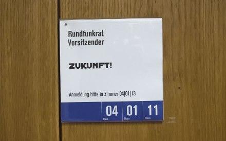 Radio Zukunft. Foto: Hufner