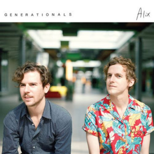 Generationals – Alix