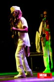 David Hinds (L) and Jerry Johnson (R) perform live at The Forum in London