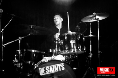 The Saints live in London