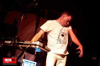 British alternative rock band jesus Jones performed live at The Garage in London