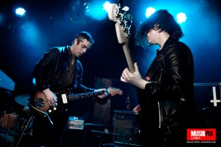 Belfast indie post punk band Girls Names performed live at The Lexington in London