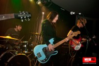 London based pop punk band Lucy & The Rats performed live at Nambucca in London.