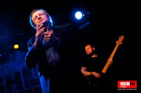Post punk band The Fall performed live at The Garage on the third night of four dates in London