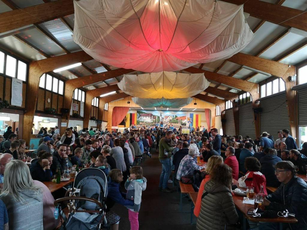 Steinwiesenfest von Mittwoch, 29.05. bis Freitag, 31.05.2019