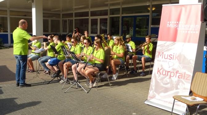 Jugendorchester: Eichenfest 2018