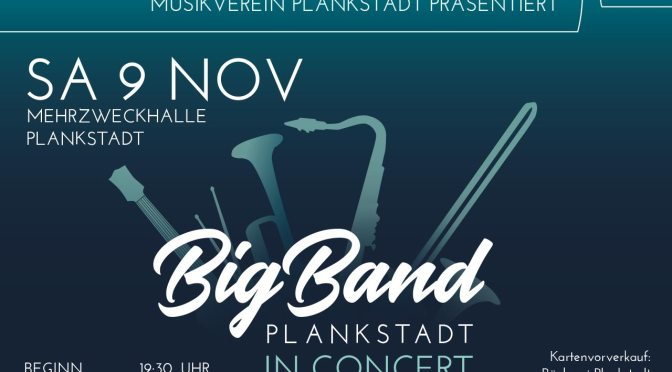 Big Band IN CONCERT