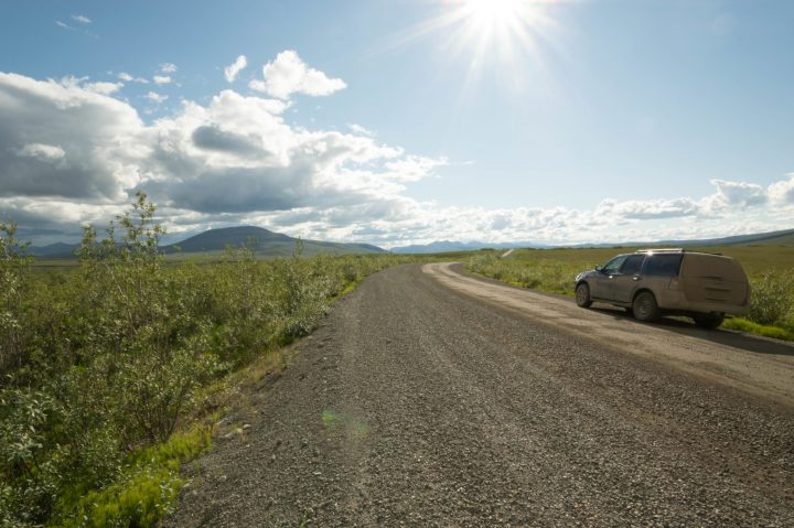Dempster Highway Southbound
