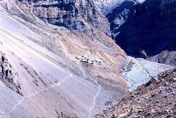 Thorung Pedi Settlement