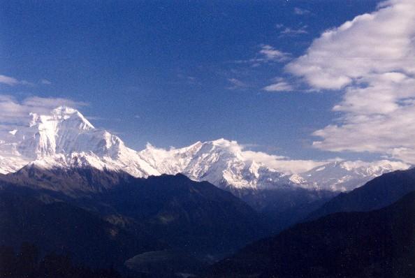 Dhaulagiri Range