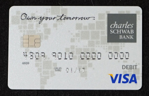 Schwab Debit Card