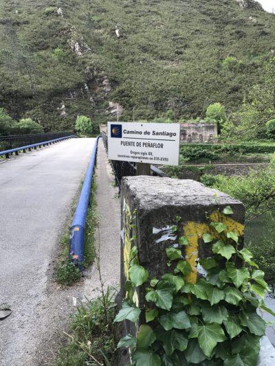 Puente de Peñaflor-12th Century bridge