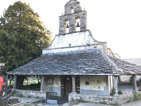 Iglesia de Santa Maria de Berducedo-14th Century