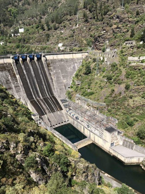 Embalse de Salime (The Salime Dam)