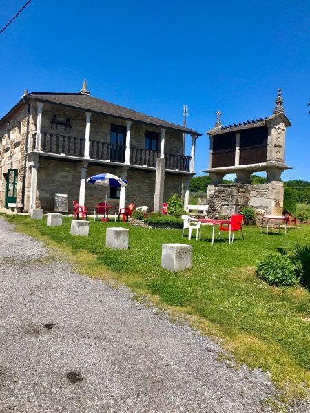 Taberna Don Jaime in San Roman de Retorta