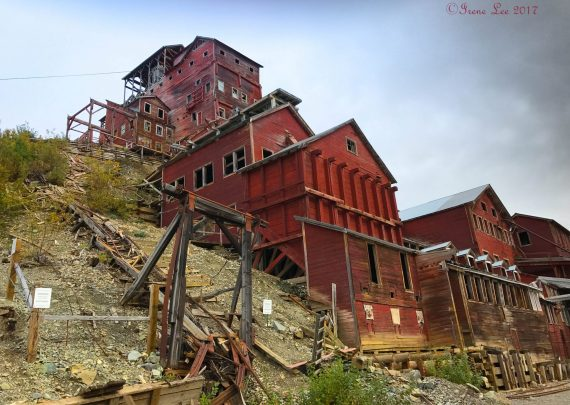 The Kennicott Mine Concentration Mill