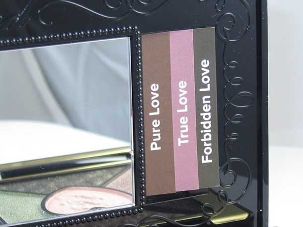 Too Faced Love Passionately Pretty Eyeshadow Palette5