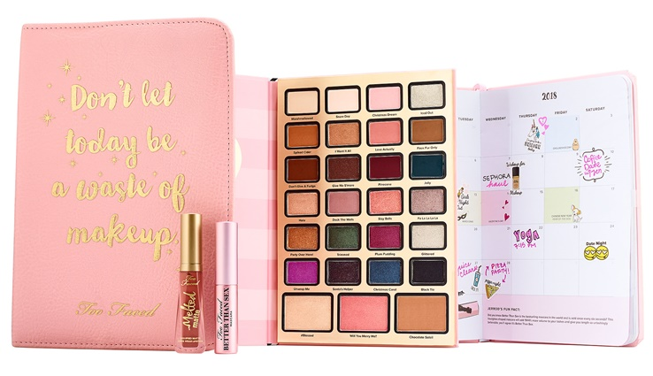 Image result for TOO FACED Boss Lady Beauty Agenda