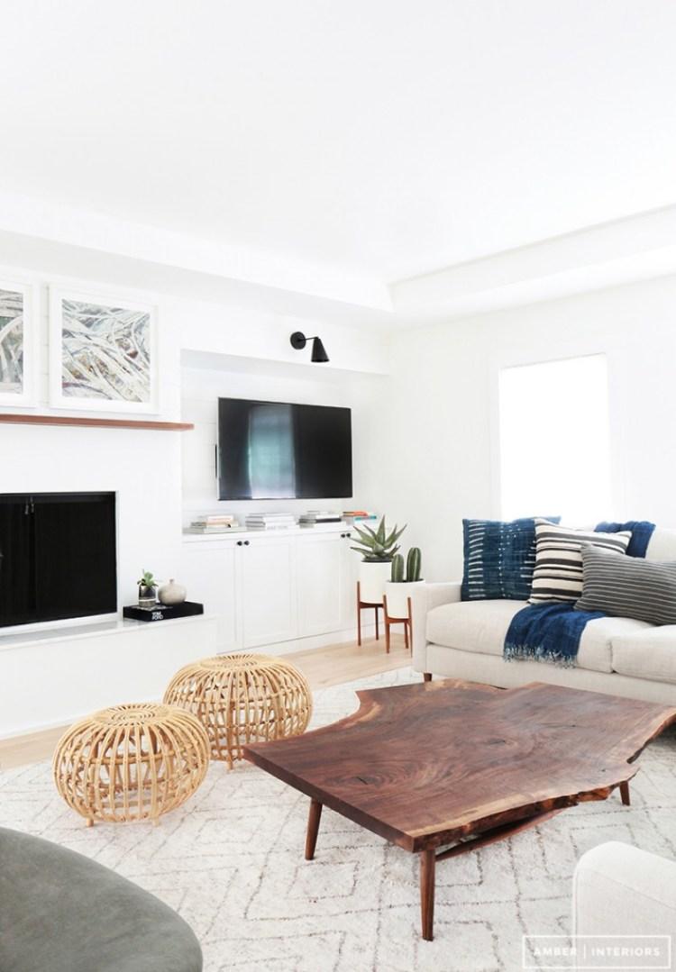 Springtime Living Room Remodel | Musings on Momentum