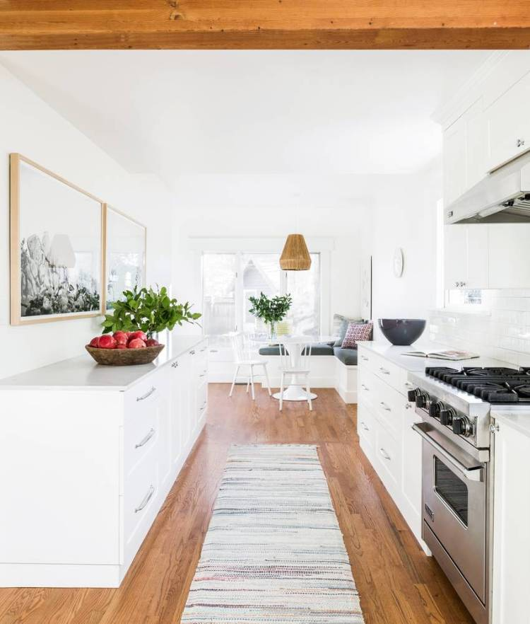 Bohemian Home Tour Kitchen