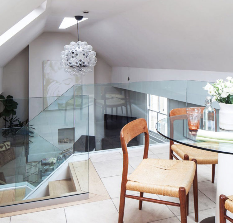 Bewitching London Home Tour - Dining