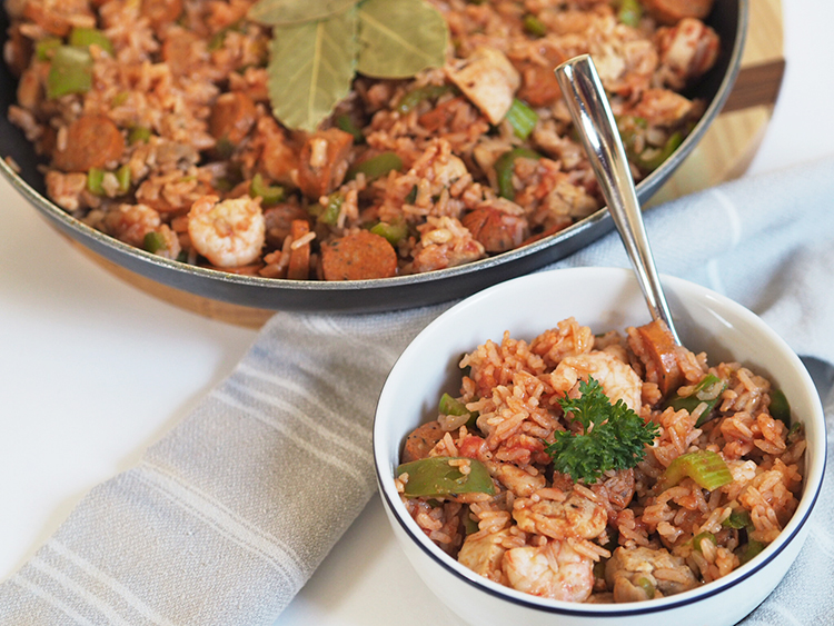 This Spicy Quick And Easy Jambalaya Recipe Is No Match For Alka