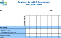CMJV2-A: Assessment Class