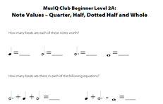 Week 2A: Worksheet