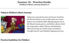 Week 16C: Practice Sheet