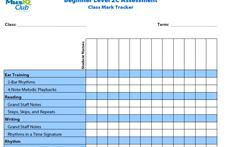 CMJV2-C: Assessment Class