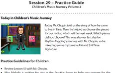 Week 29B: Practice Sheet